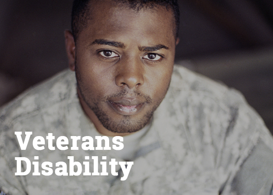 Veterans Disabilities Graphic