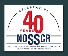 National Organization of Social Security Claimants' Representatives (NOSSCR)