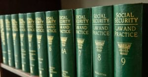 Green Social Security Disability Law Practice Books